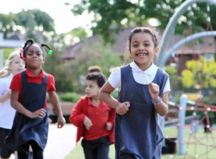 Does running a mile a day really improve children's lives?