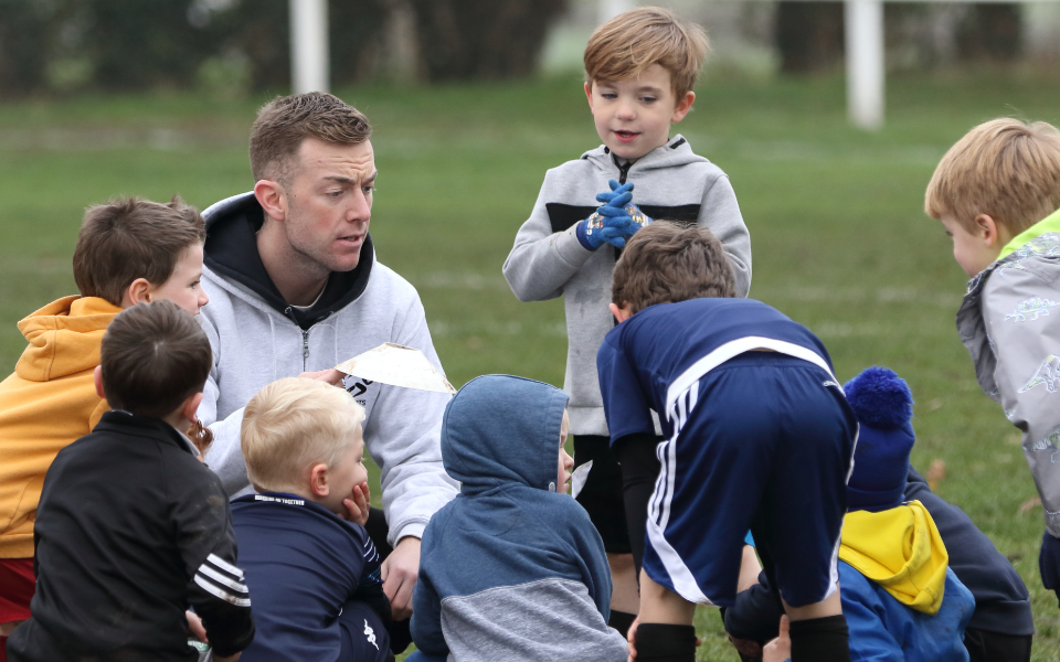 Community Sports Coaching